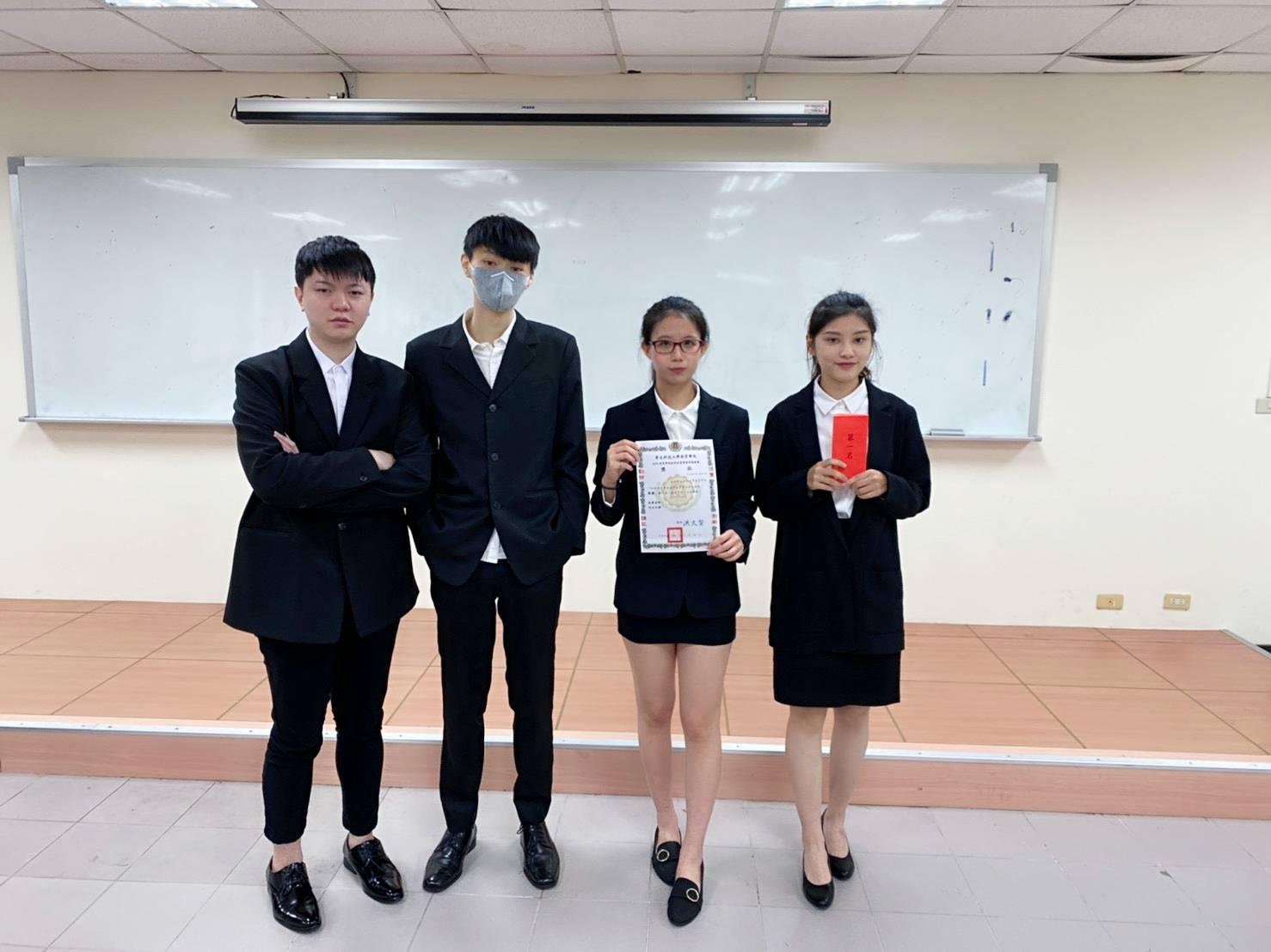 💓第二屆景文科技大學商管學院創新創業實務專題競賽 第一名參賽心得💓